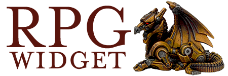 RPG Widget logo